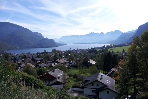 St Gilnes near Salzburg
