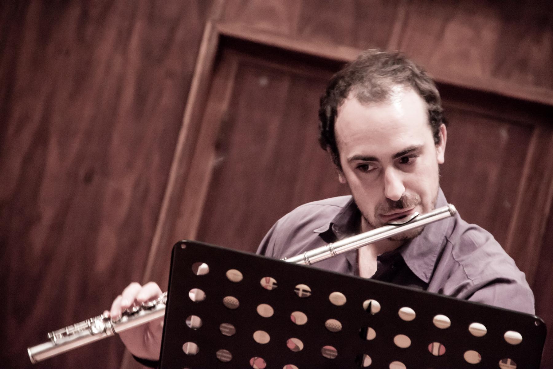 Master's degree flute recital open to the public