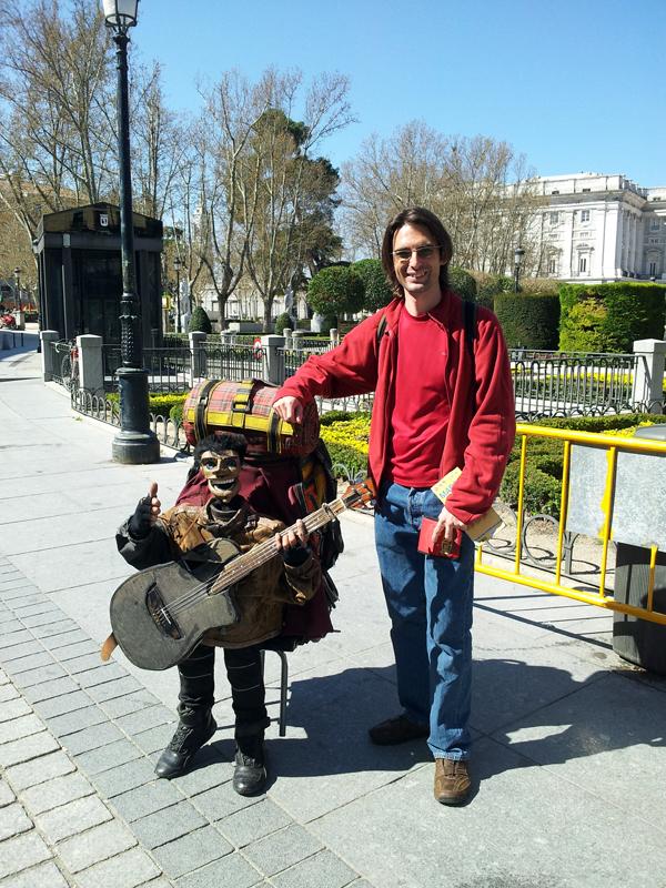 Hannes Taljaard - guitar man