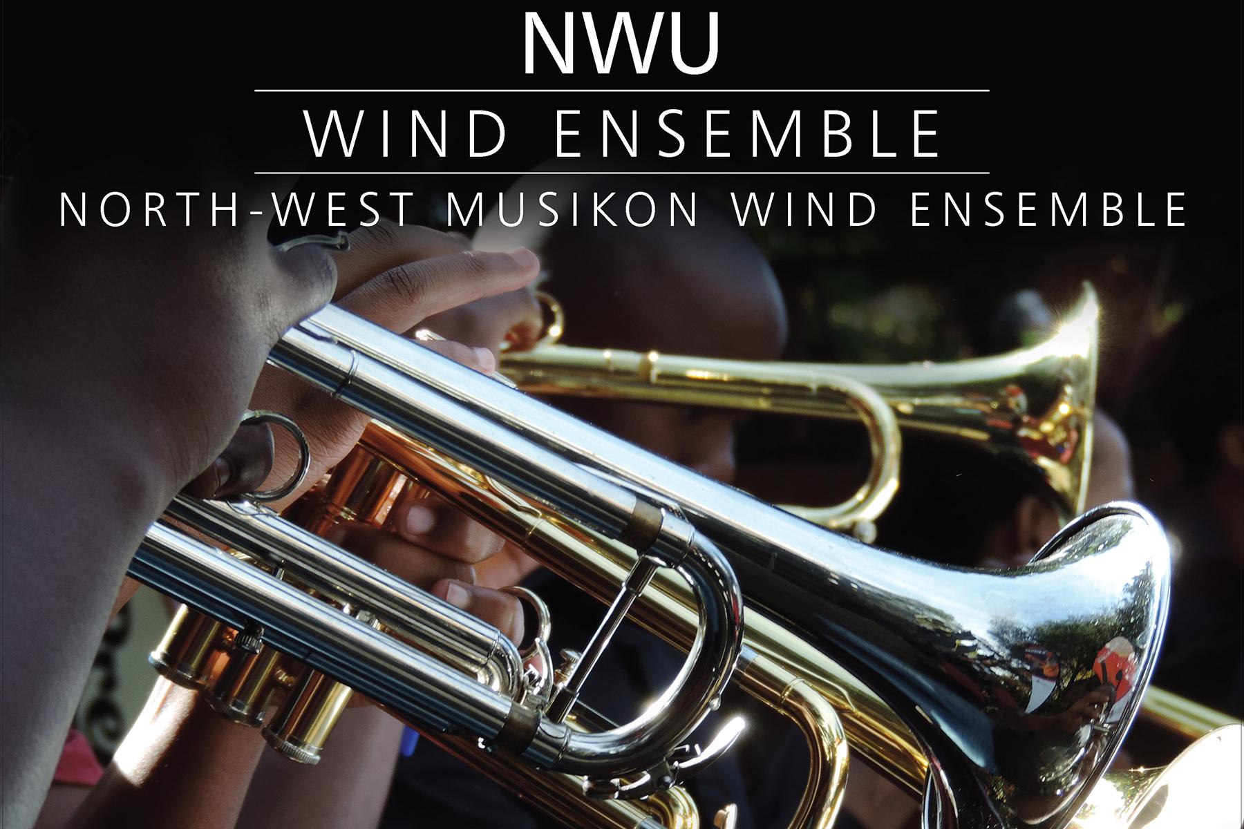 Joint concert by Potchefstroom & Klerksdorp wind bands — 27 August 2014