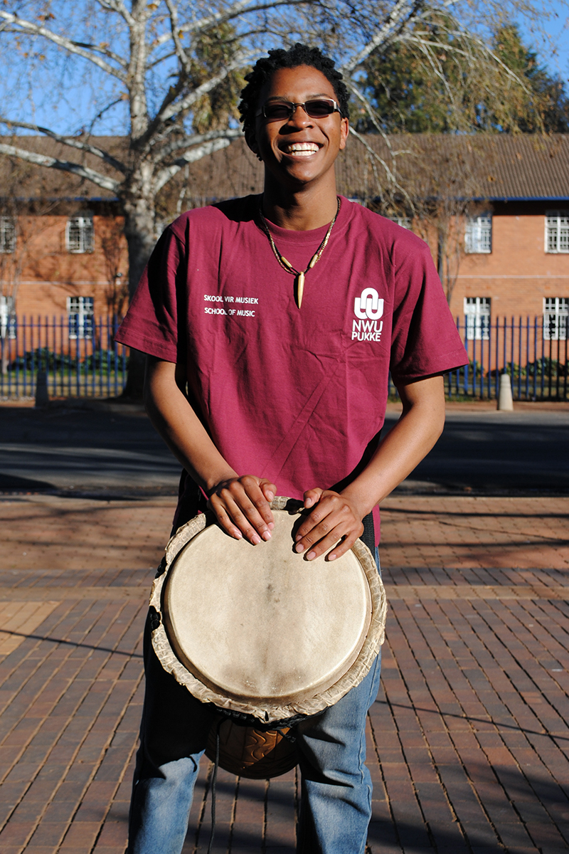 Knowing Me, Knowing You — Thulani Mahloko [student]