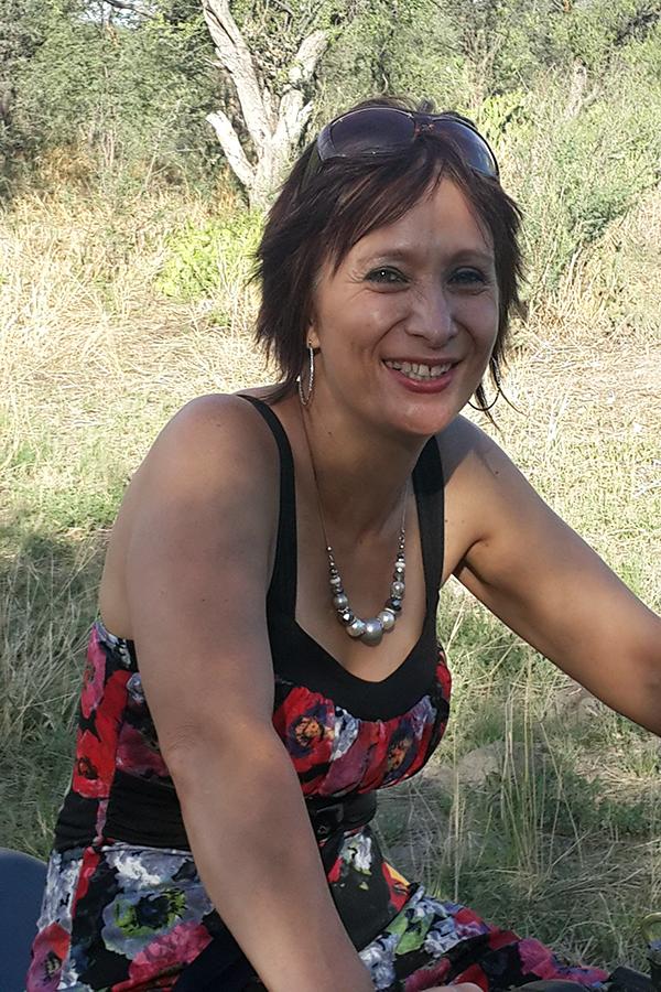 Knowing Me, Knowing You — Ms Mandie van der Merwe