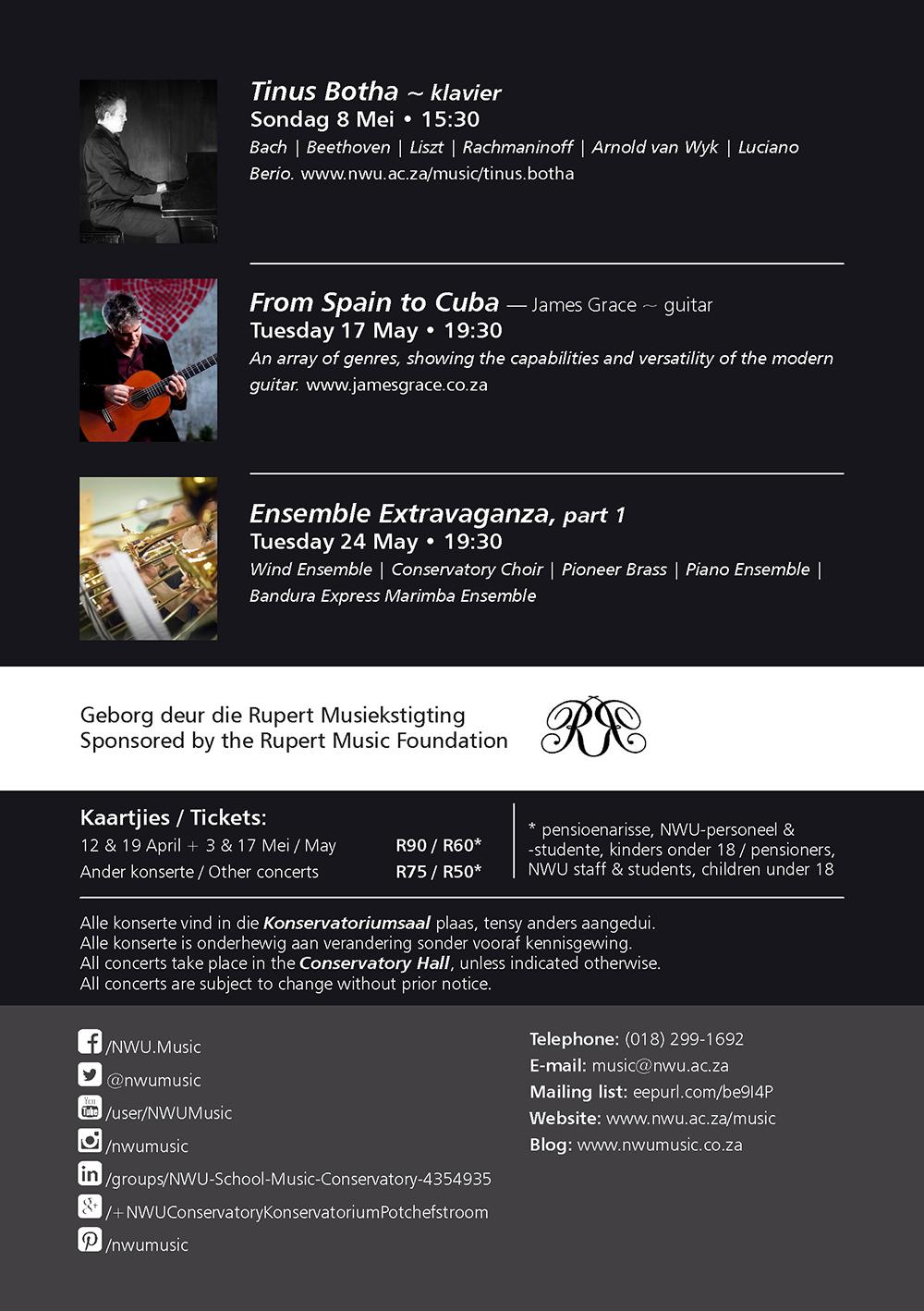 Concert flyer - 2