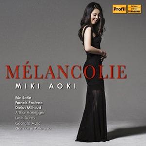 Miki Aoki ~ Mélancolie