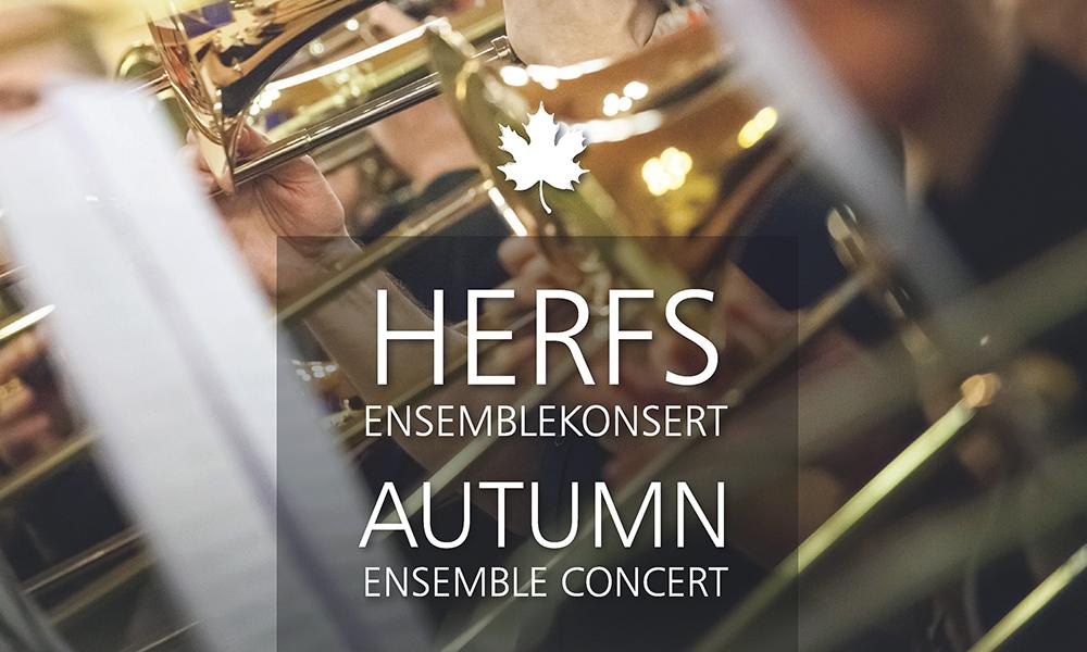 Autumn Ensemble Concert — 24 May 2016