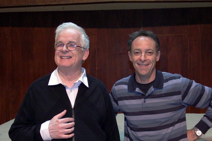 Nicol Viljoen & Piet Koornhof