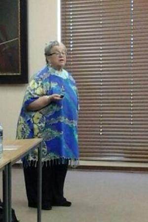 Prof June Boyce-Tillman