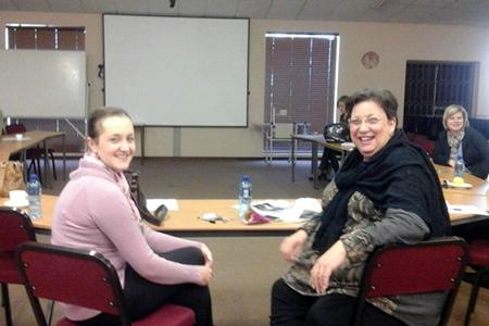 Ms Catrien Wentink & Dr Santisa Viljoen