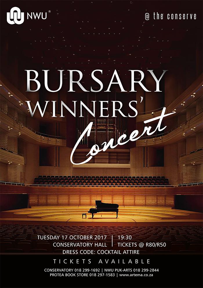 Bursary Winners' Concert