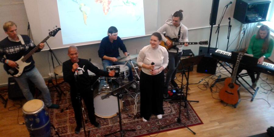 Vuyani Bonakele Mrwarwaza's experiences in Stockholm (3/4)