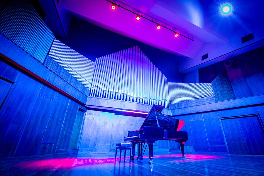 NWU Conservatory Hall