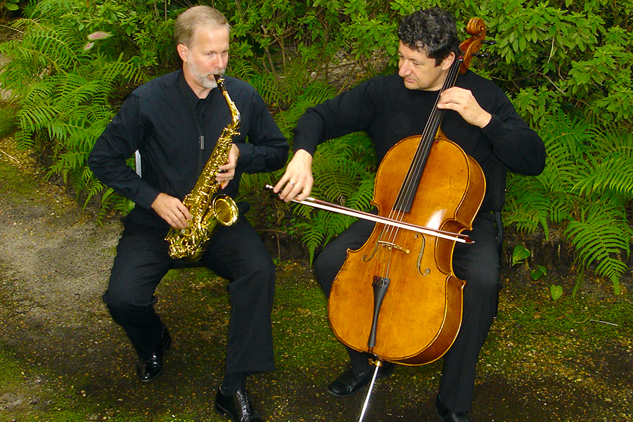Call for Scores — Alto Saxophone & Cello