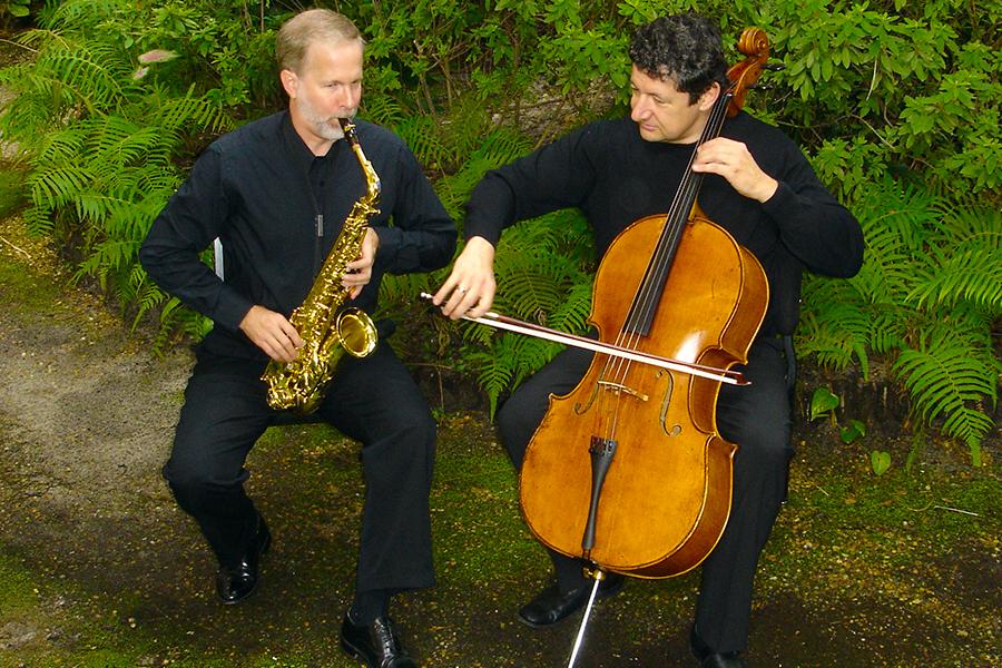 Call for Scores — Alto Saxophone & Cello
