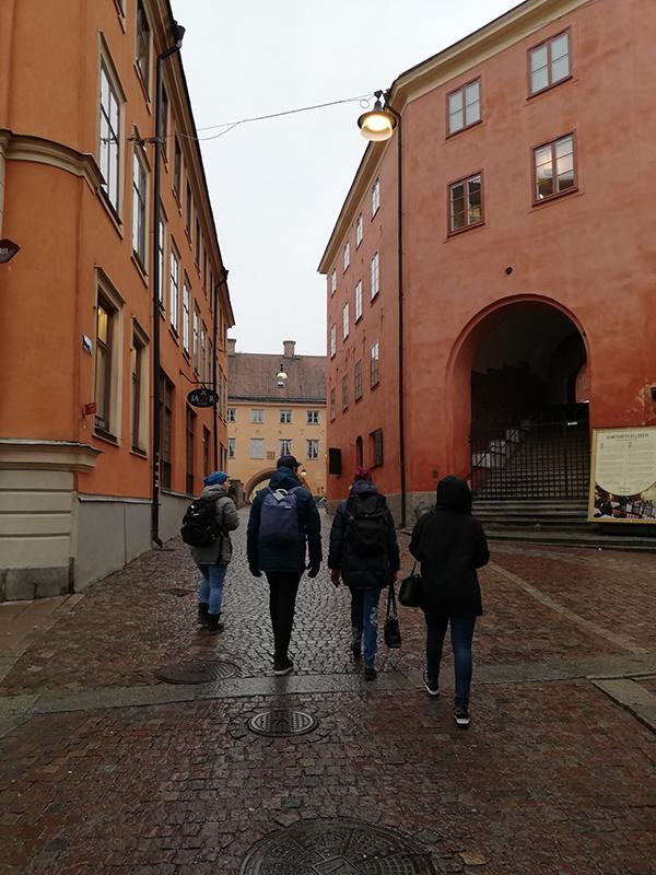 Uppsala tour