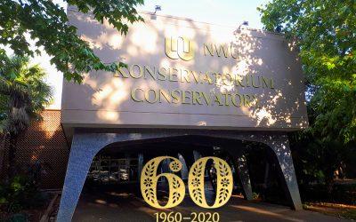 Happy 60th Birthday, Conservatory!