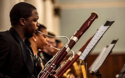 Bassoon study at NWU School of Music